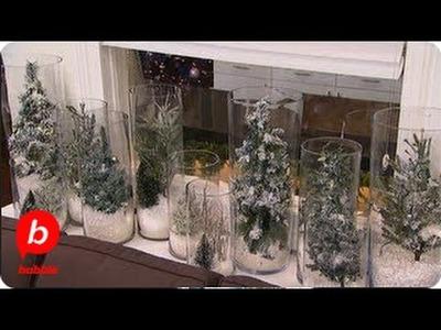 DIY Christmas Tree Snow Globe | The Live Well Network | Babble