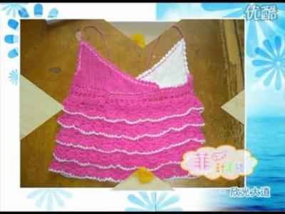 DIY cute baby kids 編織 織冷衫 教學 頸巾 課程      急救 走針  Woolen knit knitting