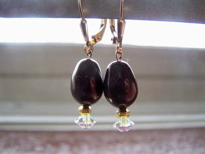 DIY: Elegant Mother's Day Earrings