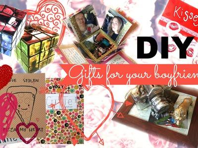 DIY Gifts for Guys (Boyfriend.Husband.Fiancé.Partner) | Valentine's Day