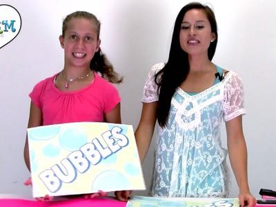 DIY Halloween Costume : Bubbles