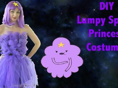 DIY Lumpy Space Princess Costume