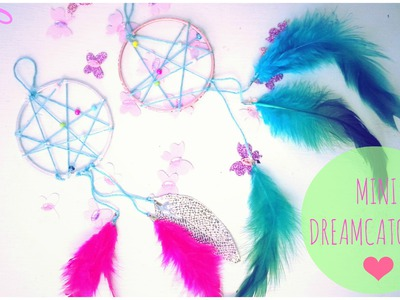 DIY Mini Dream Catchers- #MakeitinMay
