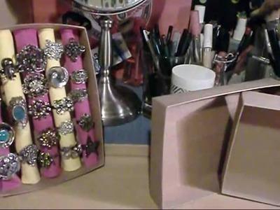 DIY Ring Holder