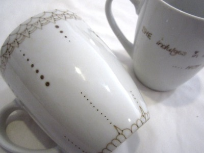 DIY Sharpie Mugs (and why they often FAIL!)
