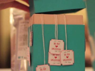 DIY Tea Bag Labels