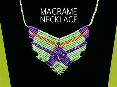 Flying Bird Necklace Tutorial