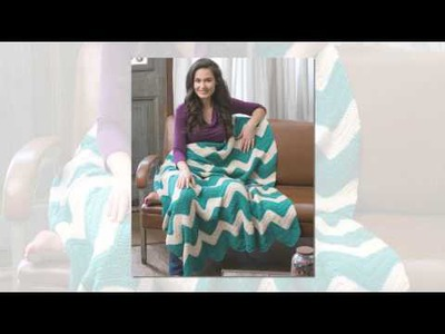 How to crochet knit a blanket