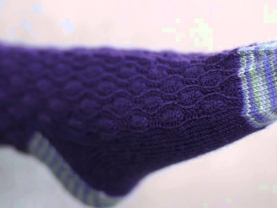 How To: Knit Original Cuff-Down Socks with Donna Druchunas on Craftsy.com