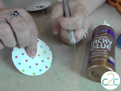 How to Make a Bead Sprinkle Jar from a Mason Jar by Candace Jedrowicz
