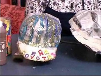 How to Make Party Hats : How to Make a Paper Baseball Hat