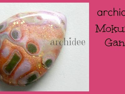 Tutorial | Polymer Clay | Tecnica Mokume Gane | DIY Cabochon & Pendants