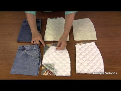 4 simple steps to make denim pot holders or mitts with pockets