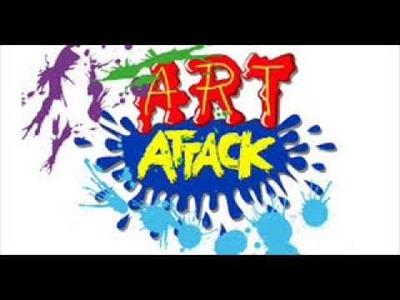 Art Attack Scrapbook (Outro)