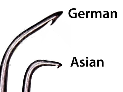 Asian Needle Ventilation Demonstration