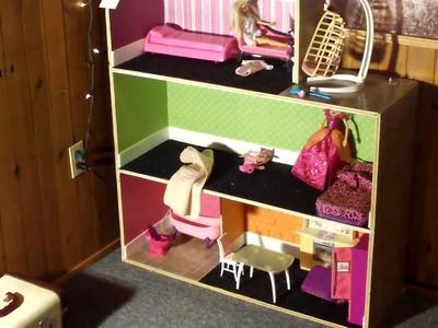 Barbie House Build - part 2.2