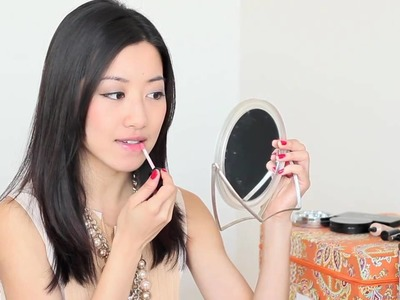 Beginners Everyday Makeup Tutorial (for Asian eyes)