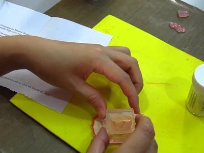 Card Making Mania -Cupcake Happy Birthday