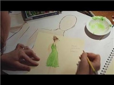 Fashion Design : How to Start Off in Fashion Design