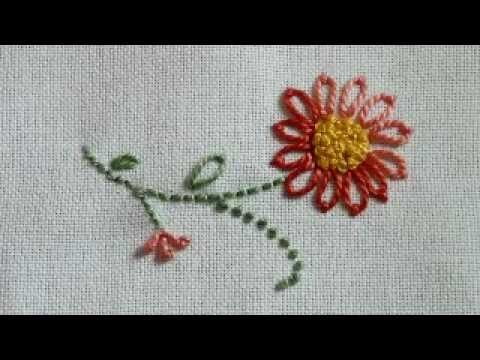 French Knot Tutorial, from NeedleKnowledge.com