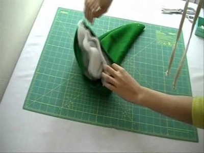 Holiday 2010: How To Make a Santa Hat, Elf Hat and Stockings