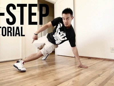 How to Breakdance   6 Step   Footwork 101