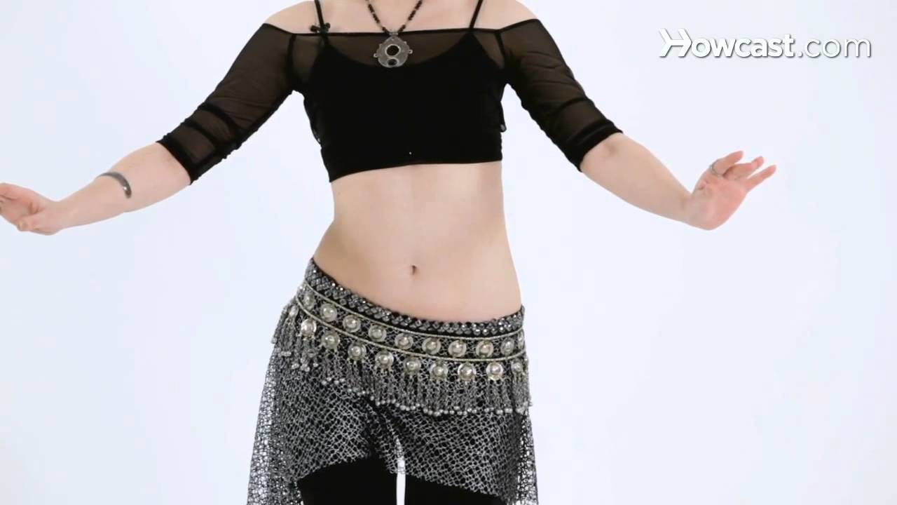 How to Do Hip Lifts & Basic Shimmy | Belly Dancing
