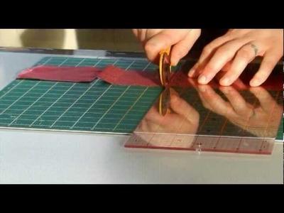 How To Make A Lavender Bag