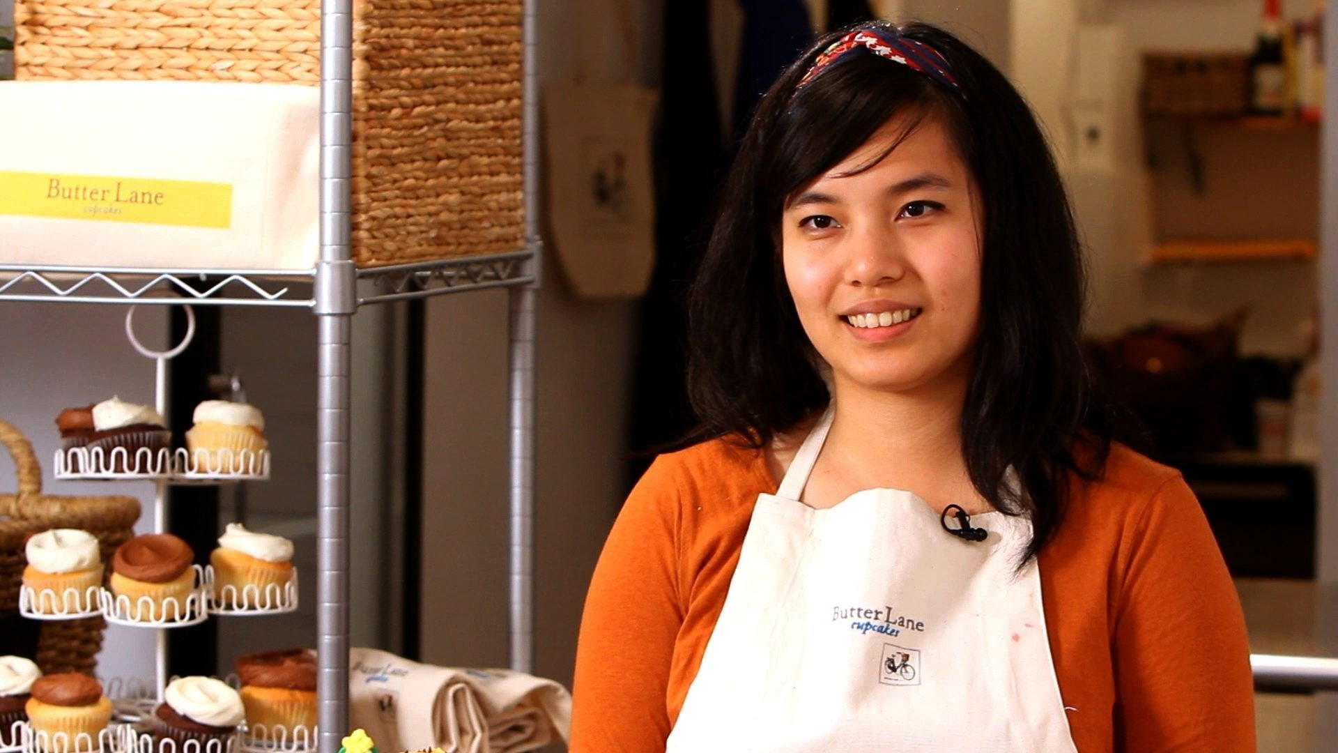 How to Make Cupcakes with Christine Yen | Cupcake Tutorials