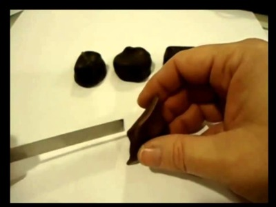 How to Make Polymer Clay Chocolates by Candace Jedrowicz - Cool2Craft