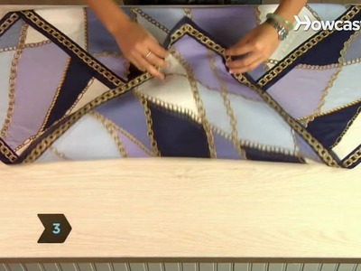 How to Tie a Scarf Belt