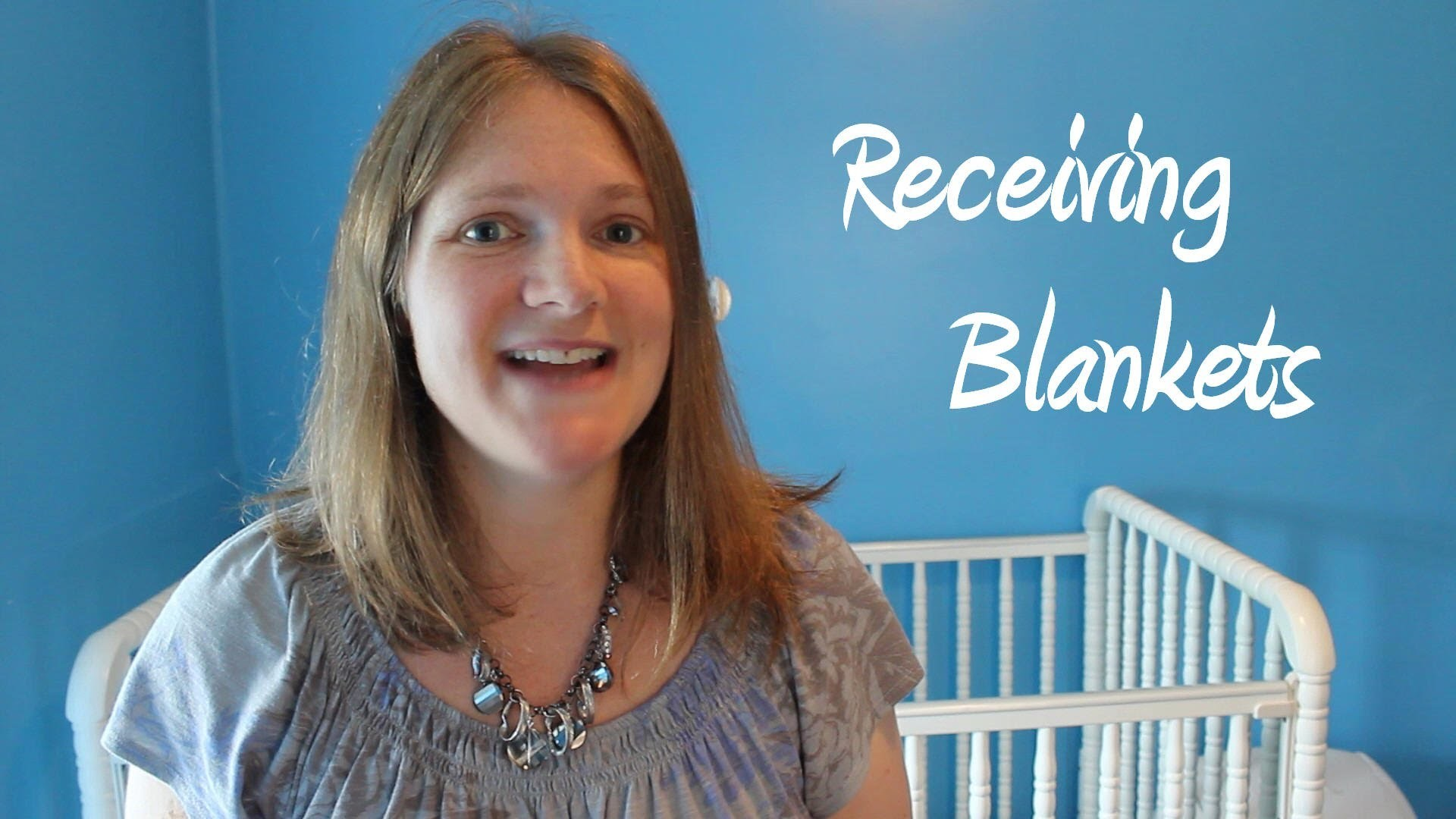 How to Use Receiving Blankets as Cloth Diapers