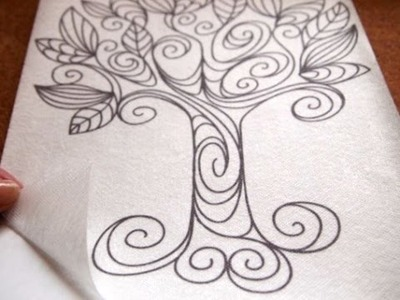 Learn Hand Embroidery with Me: How to Transfer Embroidery Designs