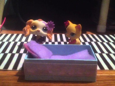 LPS how to make LPS Blankets!!