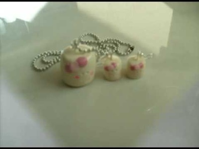Polymer Clay Sweets and More