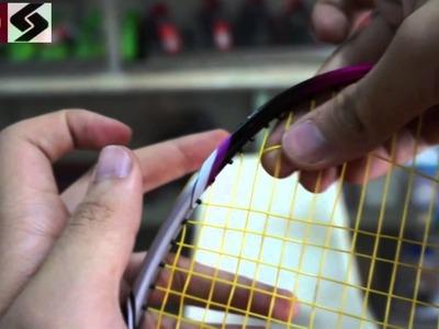 PROSPEED BADMINTON - How to String a Badminton Racket