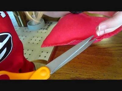 Sew Me Your Stuff: Blanket Stitch Heart