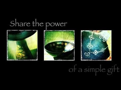 Share the Power of a Simple Gift