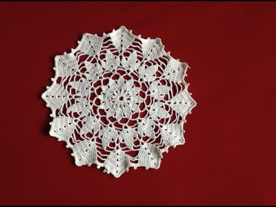 Simple Doily Part 4