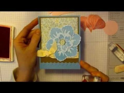 Stampin' Up Build a Blossom Stamp Set