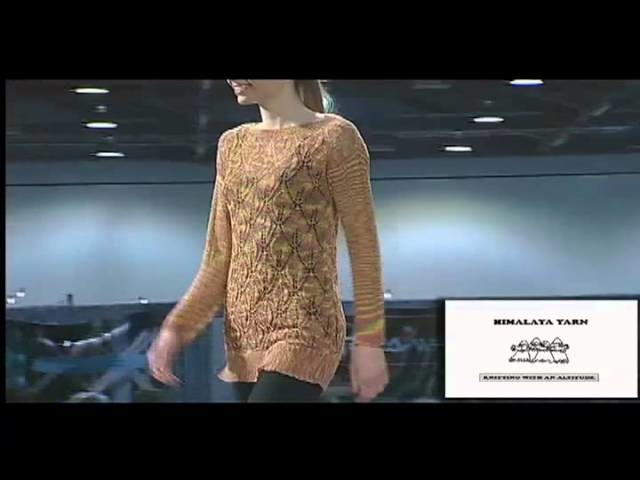 Yarn Group Fall.Winter Fashions 2011: Tanks, Tops, Shells, Vests, Pullovers