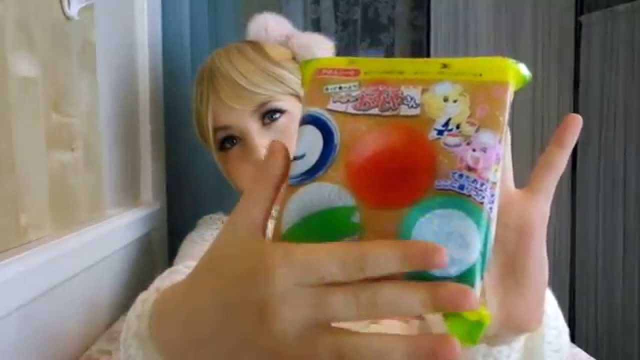 ASMR Let's Make Candy Sushi!