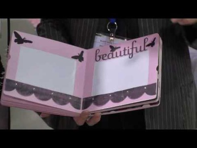 Board Book Albums with Scrapbook Dimensions at PMA 09
