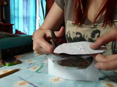 D.I.Y Tutorial: Handmade CD Case Project by Sylviepops