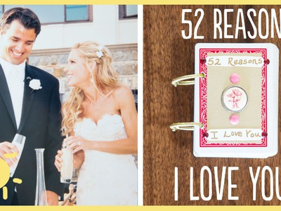 DIY | 52 Reasons I Love You