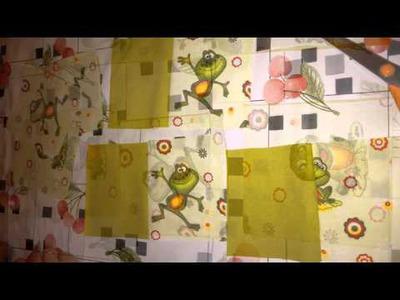 DIY Baby blanket & pillow