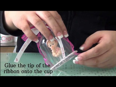 DIY: Baby Shower Favor #079 Part 1 (Recuerdo de Baby Shower)