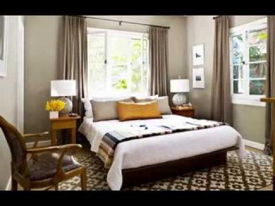 DIY bedroom window treatments design decorating ideas