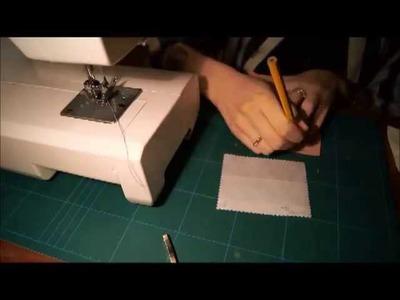 DIY - Magnetic letters - magnetic alphabet - tutorial