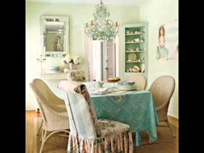 DIY Shabby chic living room decorating ideas